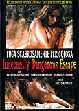 (596) INDECENTLY DANGEROUS ESCAPE (1985) Eleonora Vallone rarity