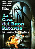 (533) HOUSE OF BLUE SHADOWS (1986) Beppe Cino thriller