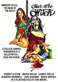 (981) MARK OF THE WITCH (1970) Anitra Walsh Grindhouse Horror