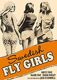 (639) SWEDISH FLY GIRLS (1972)  Birte Tove