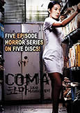 Coma (2006) 5 Part Korean Horror Series in 5 Package