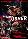 (774) HOUSE OF USHER (1987) Alan Birkinshaw rarity w/Oliver Reed