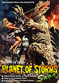 (556) PLANET OF STORMS \'Saga\' (1962-1965-1968)  Classic SciFi