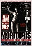 (536) MORITURIS (2011) Extreme Horror, Rape... and Zombies