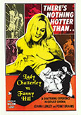 (508) LADY CHATTERLEY VS FANNY HILL (1971) erotic British rarity