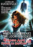(454) WHEN ALICE BREAKS THE LOOKING GLASS (1988) Lucio Fulci
